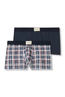 Esprit / Hipster-Shorts im Doppelpack
