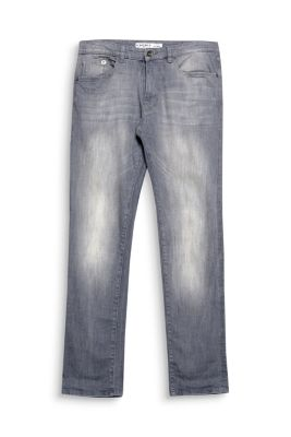 Esprit / Grey five-pocket stretch denim jeans