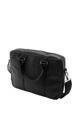 Esprit / Imitation leather business messenger bag