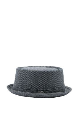 Esprit / Gestreifter Hut aus Baumwoll-Mix