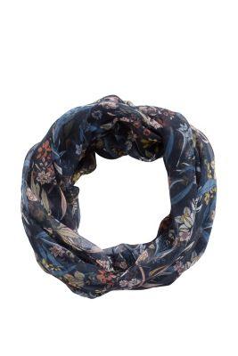 Esprit / Loop-Schal aus zartem Gewebe