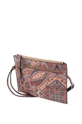 Esprit / Clutch in Leder-Optik