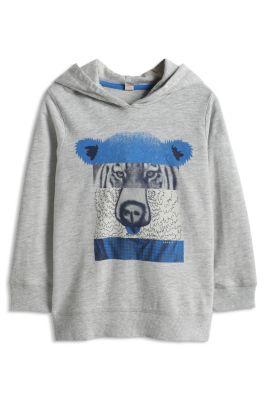 Esprit / Baumwoll Sweat Hoodie mit Print