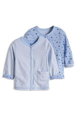 Esprit / Jersey Wendejacke, 100% Organic Cotton