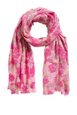 Esprit / floral scarf