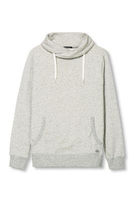 Esprit / Sweater chiné en coton mélangé