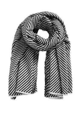 Esprit / striped scarf