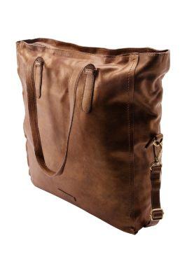 Esprit / Shopper aus echtem Leder