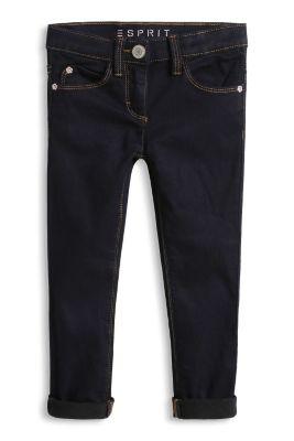 Esprit / Extra Skinny Jeans aus Dark Denim