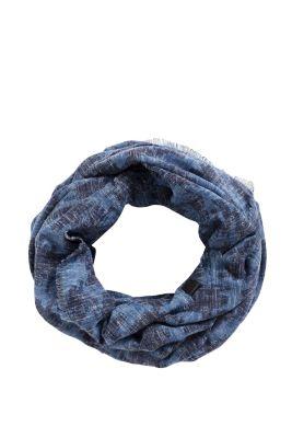 Esprit / Leichter Baumwoll Mix Loop Schal