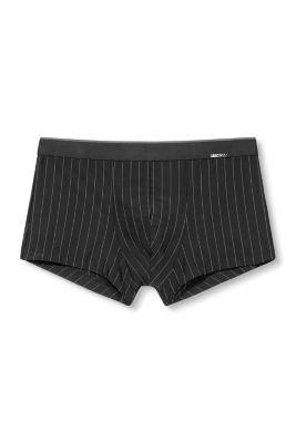 Esprit / Stretchige Shorts mit Nadelstreifen