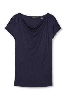 Esprit / Fließendes Jersey Shirt